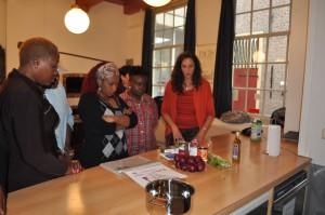 Milou Goldsmith : voedselkennis is belangkrijg.